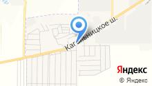 Сервис Лайн на карте