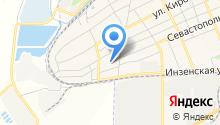 Восход, ТСЖ на карте