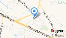 Храм в честь Казанской иконы Божией Матери на карте
