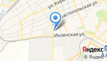 Евромастер на карте