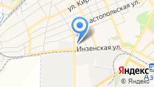 Югтехэлектро на карте