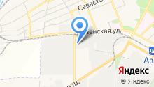 Техпром на карте