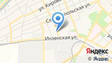 Общественная приемная депутата Азовской городской Думы Влазнева В.В. на карте