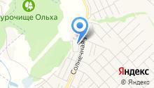 Инстеп на карте