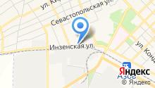 Донская строительная компания на карте