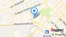 Азовское экспертное бюро на карте