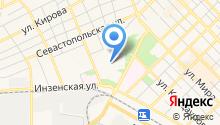 Петровское, ТСЖ на карте