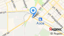 Терминал, Московский Индустриальный банк на карте