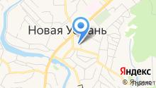 Новоусманская ДЮСШ на карте