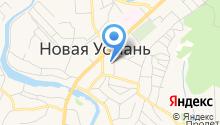 Федеральная кадастровая палата Росреестра по Воронежской области на карте