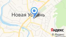 Управление социальной защиты населения Воронежской области, ГКУ на карте