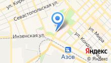 Донская Аптека+ на карте