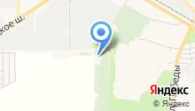 Ростовский аэроклуб на карте
