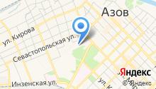 Арсо на карте