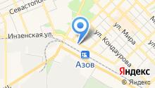 АзовПринт на карте
