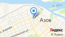 Бизнес план - Составление бизнес планов в Волгодонске на карте