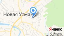 Центр Газстрой на карте