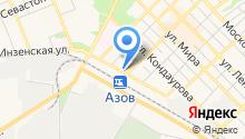 АльянсАвто Lada Detal на карте