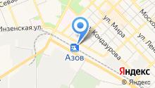 AlexFlex на карте