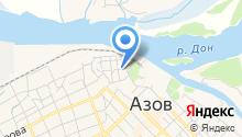 Дельта М на карте