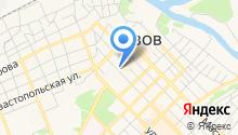 Общественная приемная депутата Азовской городской Думы Новикова А.В. на карте