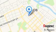 Центральная библиотека им. Н.К. Крупской на карте