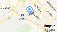 Рекламно-производственная компания на карте