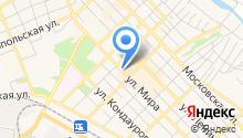 Азов сервис на карте