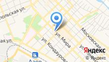 Сервис-Окна на карте