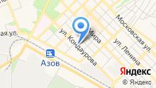 Офис-доктор на карте