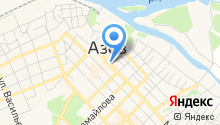 IT-Азов на карте
