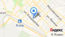 Дон-пресс, ТСЖ на карте