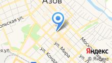 Восточная выпечка на карте