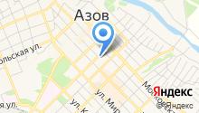 Потолкофф на карте