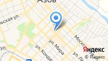 Гера-Ломбард на карте