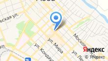 Сервис Оптика на карте