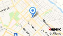 Донской ломбард, ЗАО на карте