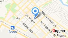 GkmSoft на карте