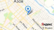 Кейсмаркет на карте