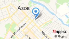 АзовГаз на карте