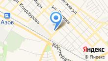 АзовТурбоФлот на карте