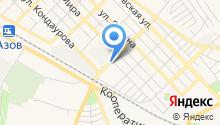 СантехГаз на карте
