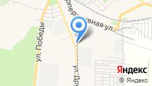 Теплоэнерго на карте