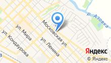 Красногоровка+ на карте