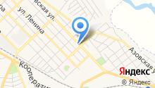 Храм Святой Троицы г. Азова на карте