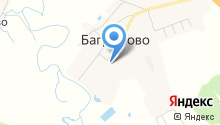 Баграмовский центр народной культуры на карте