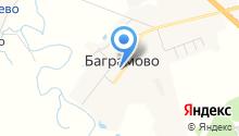 Администрация Баграмовского сельского поселения на карте