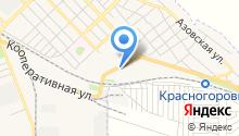Камавто-Дон на карте