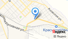 АГЗС на Объездном проезде на карте