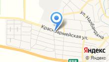 АК БЕТОН СТРОЙ на карте